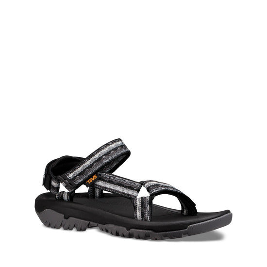 סנדלי נשים Teva Hurricane XLT 2 Black Grey (4603458879562)