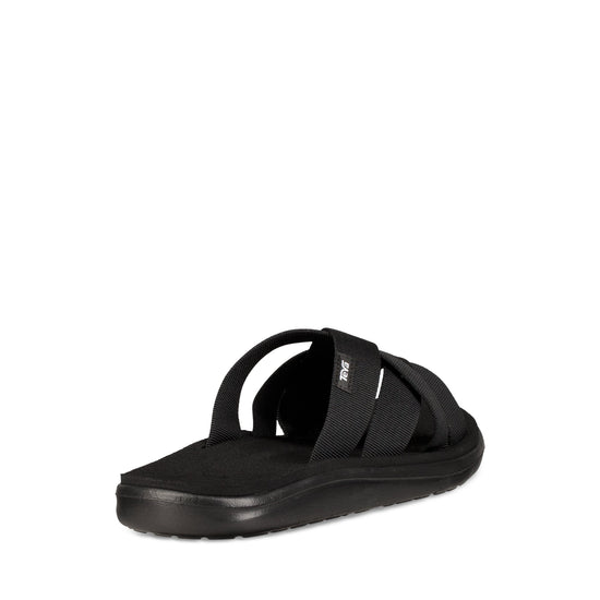 כפכפי גברים TEVA Voya Slide Black (4588890226762)