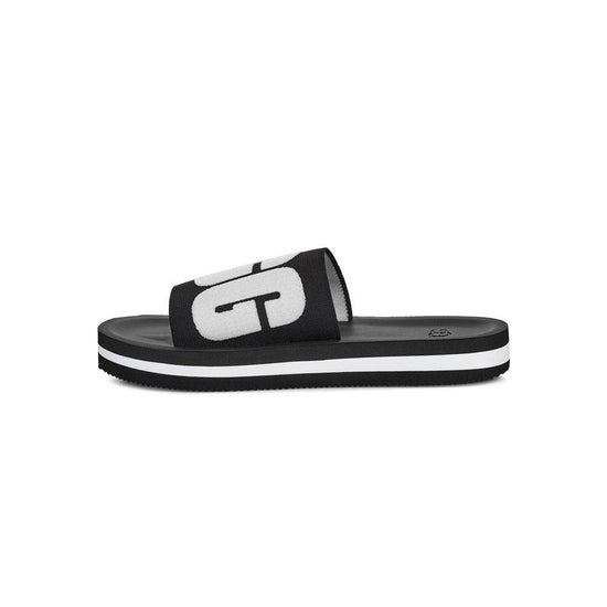 כפכפי נשים זומה שחור UGG Zuma Graphic Black (4524772360266)