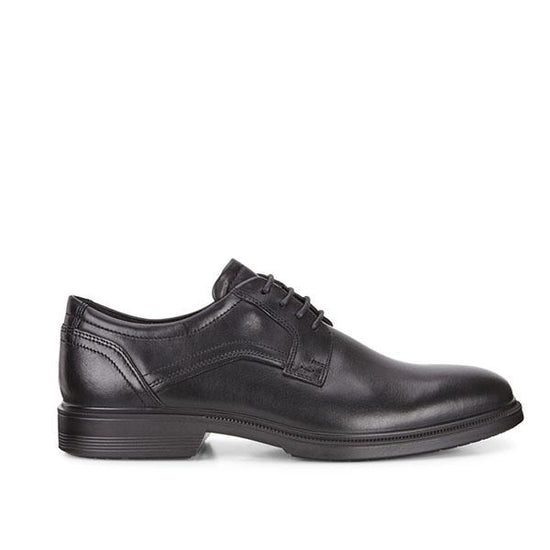 ECCO 622104-01001 Lisbon Black Santiago Men - נעלי אקו לגברים (6040314937527)