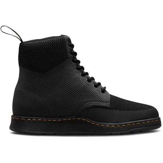 נעלי ד״ר מרטינס גברים Dr Martens Rigal Knit Black Anthracite (4428715294794)