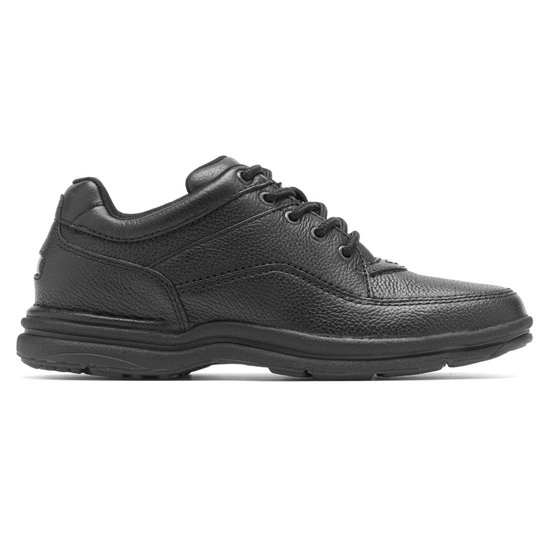 רוקפורט נעלי גברים  Rockport K71185W World Tour Classic Black (4537533104202)