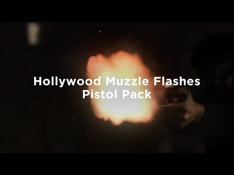 Hollywood Muzzle Flashes - Pistol Pack