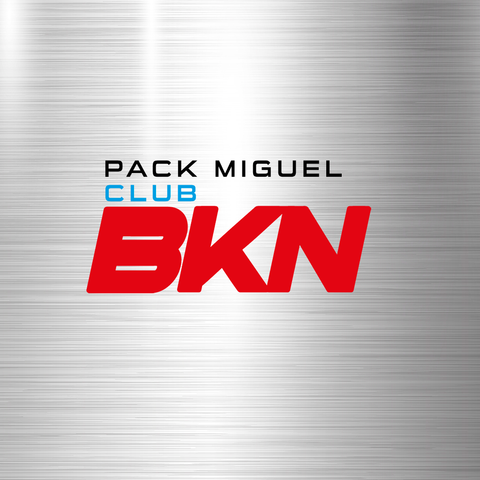 "PACK ""MIGUEL""  CLUB BIKINEROS 2021"