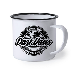 Taza metal DARKVANS