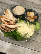 Caesar salad with grilled chicken, shrimp or tofu