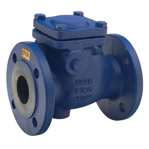 CAST IRON SWING CHECK VALVE VALVE - FLANGED PN16