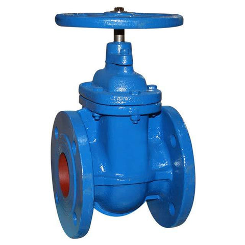 CAST IRON GATE VALVE-FLANGED PN16