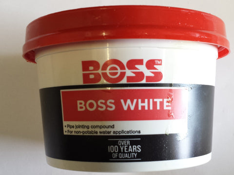 400G BOSS WHITE - PIPE JOINTING COMPOUND.