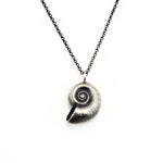 Load image into Gallery viewer, Nautilus Shell Pendant