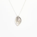 Load image into Gallery viewer, Salal Leaf Pendant (S)