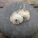 Load image into Gallery viewer, Sanddollar Shell Earrings