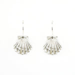 Load image into Gallery viewer, Scallop Shell Earrings