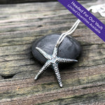 Load image into Gallery viewer, Starfish Shell Pendant (S)