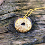 Load image into Gallery viewer, Sea Urchin Shell Pendant (M)