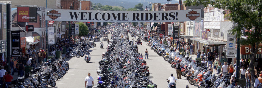 6 FUN FACTS ABOUT THE STURGIS MOTORCYCLE RALLY