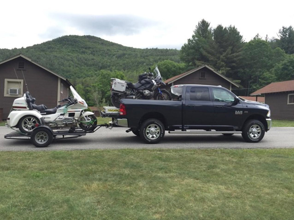 loadall_load_all_loading_ramp_pick_up_truck_dodge_ram_motorcycle_2_motorcycles_trailer_towing_trike
