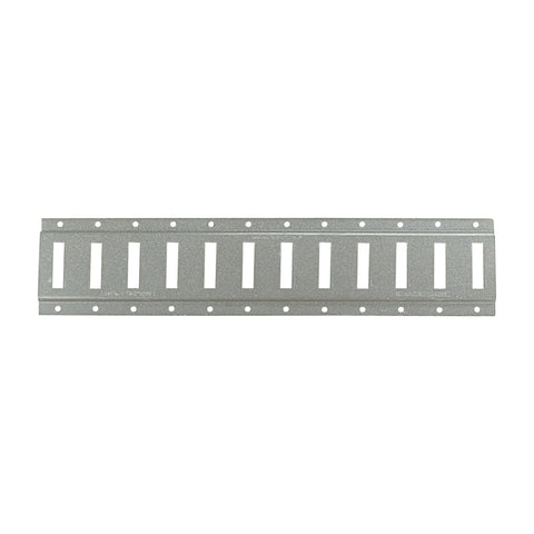 "E-Track Plate (12"" or 58"") - LoadAll InnerBox Loading Systems Inc. - 3"