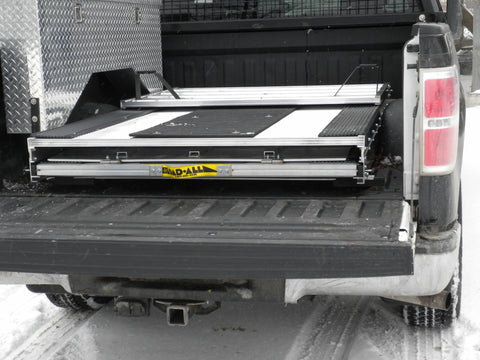 Out For The Season Snowmobile Caliber Ramp Loadall