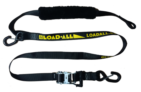 LoadAll Ratchet Tie-Downs - LoadAll InnerBox Loading Systems Inc. - 2