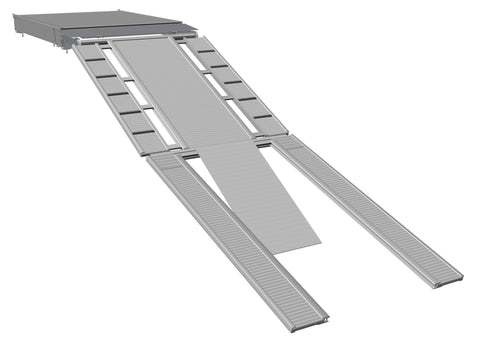 LoadAll Expansion Ramp - Loading Ramp for Trikes, Side-X-Sides, ATVs, Snowmobiles and more