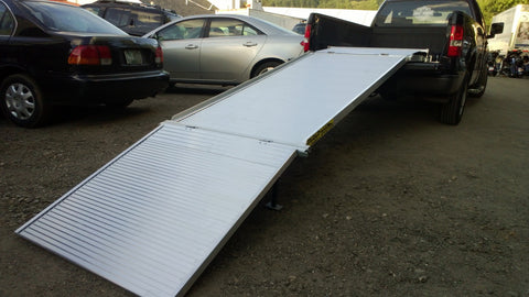 V2 Long Bed Loading Ramp - LoadAll InnerBox Loading Systems Inc. - 5