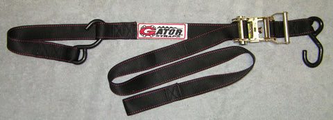 Gator Ratchet Strap - 2 inch Web - LoadAll InnerBox Loading Systems Inc. - 1