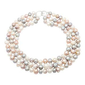 All Pearl Necklaces