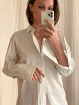 chemise blanche loose #16