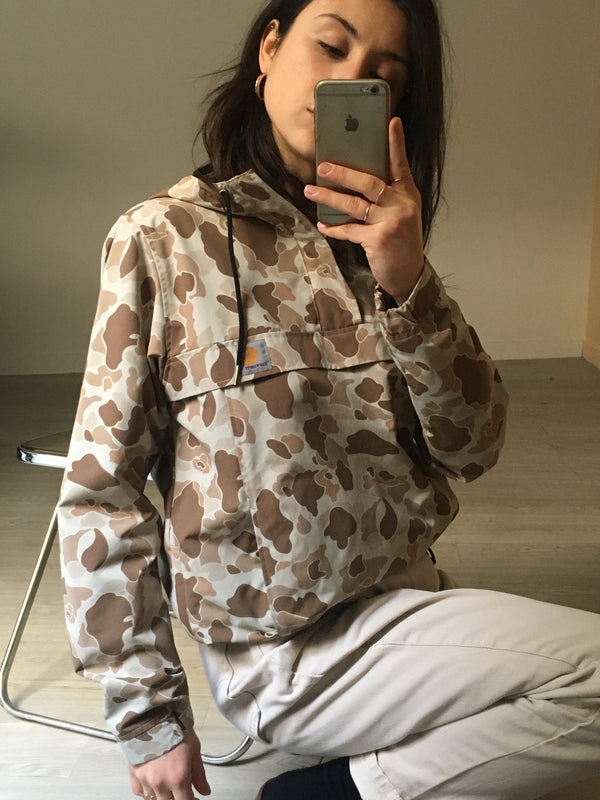 imper camouflage Carhartt T.M