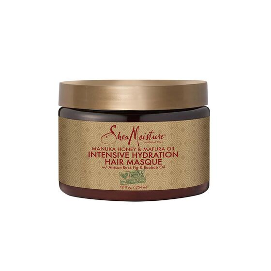 Shea Moisture Manuka Honey & Mafura Oil Intensive Masque 12oz