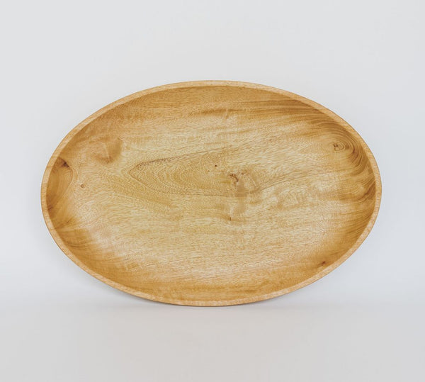 Mangowood Oval Platter - Kain & Wares