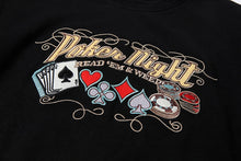 Load image into Gallery viewer, Poker Vintage Hoodie