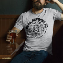 Load image into Gallery viewer, Bear the Crown, Gray Tee