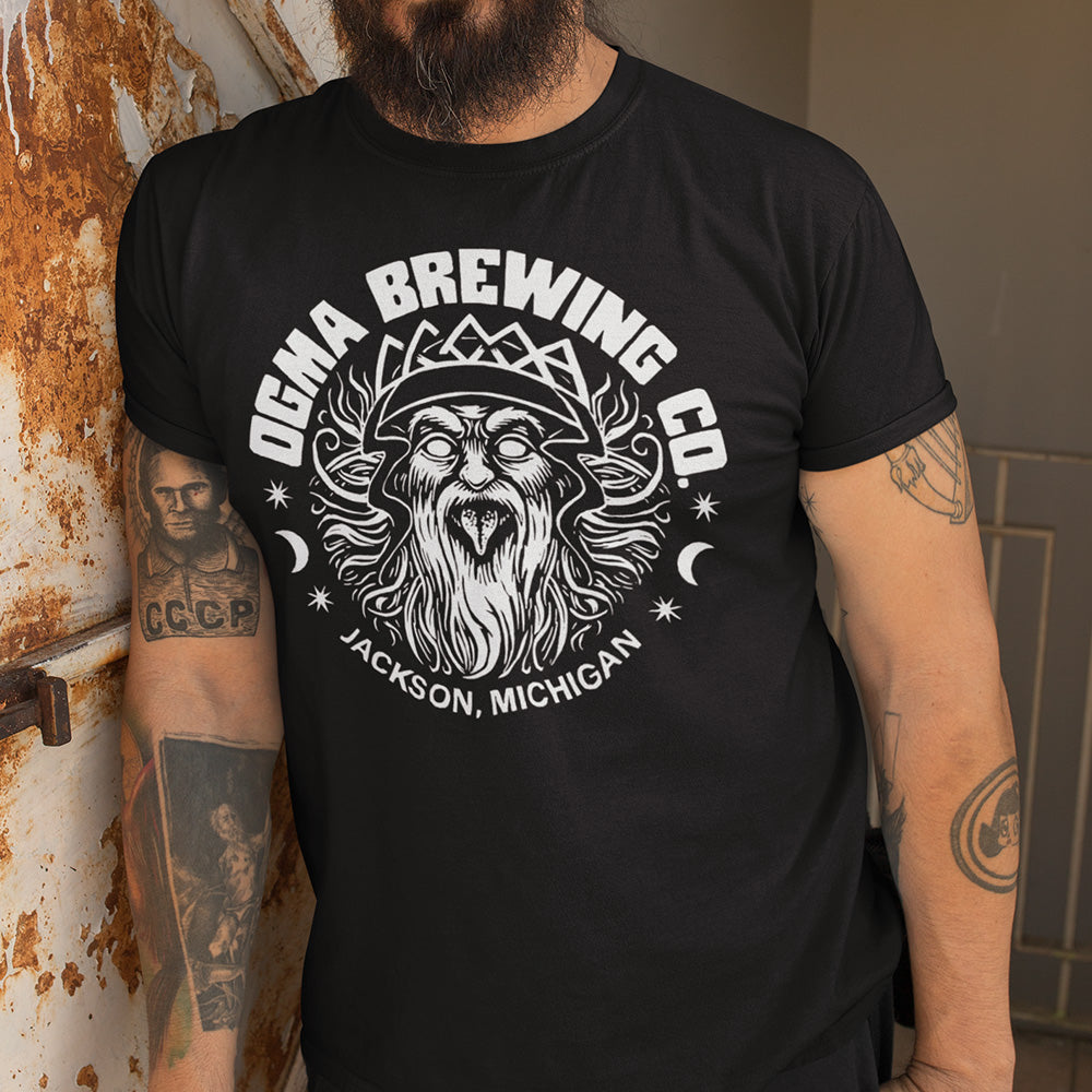 Bear the Crown, Black Tee