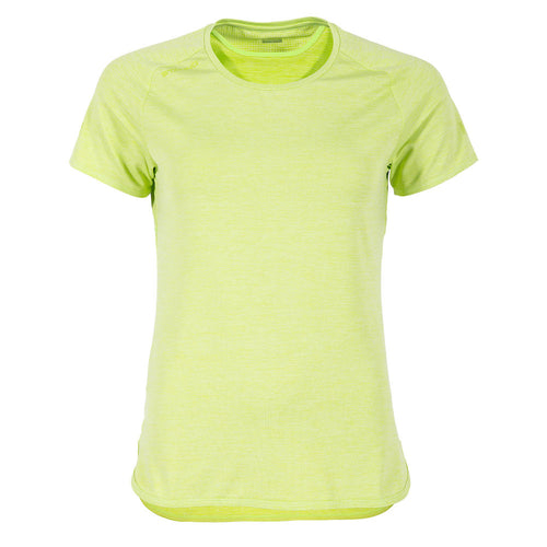 Functionals Workout Tee Ladies Lime - 414600-1740