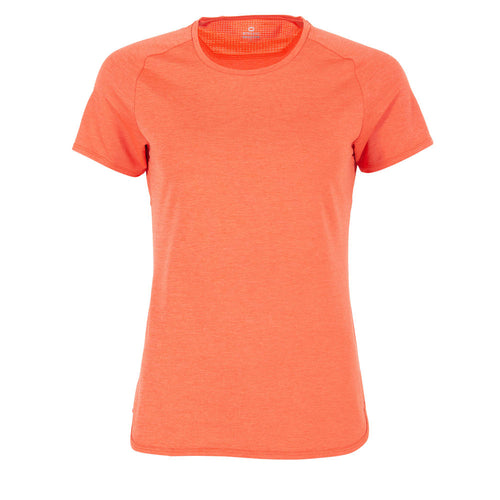 Functionals Workout Tee Ladies Coral - 414600-3080