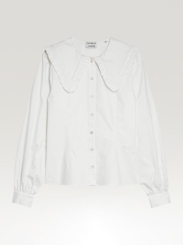 Catwalk Junkie Blouse Mary Off White