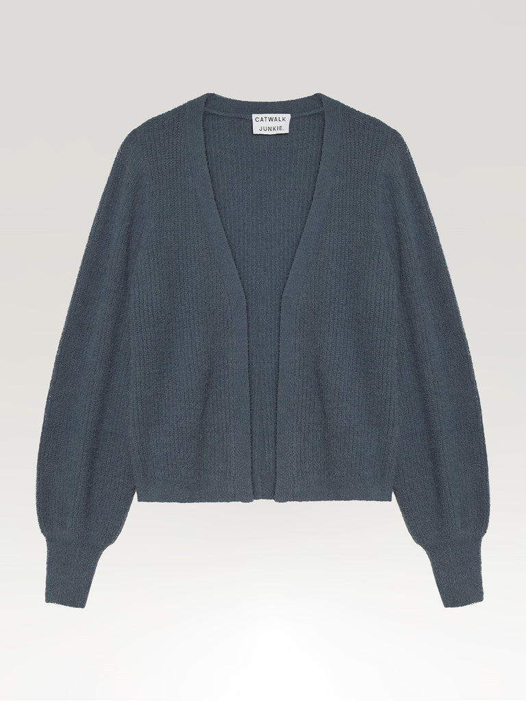 Catwalk Junkie Cardigan Jean Stormy Weather