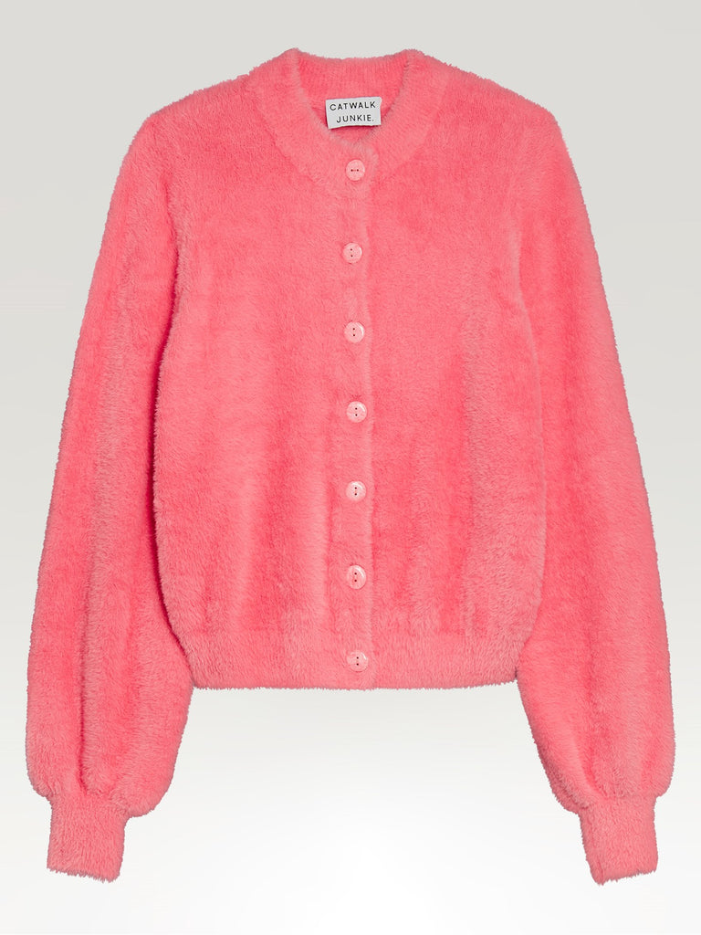 Catwalk Junkie Cardigan Otis Strawberry Ice
