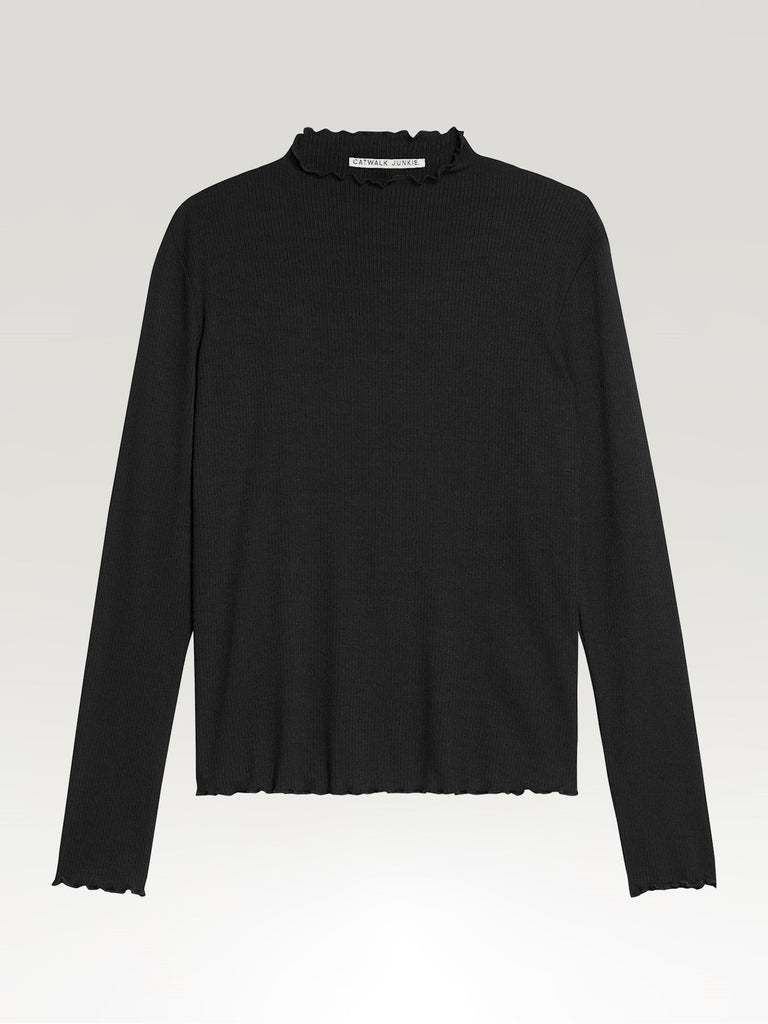 Catwalk Junkie Long Sleeve Kate Black