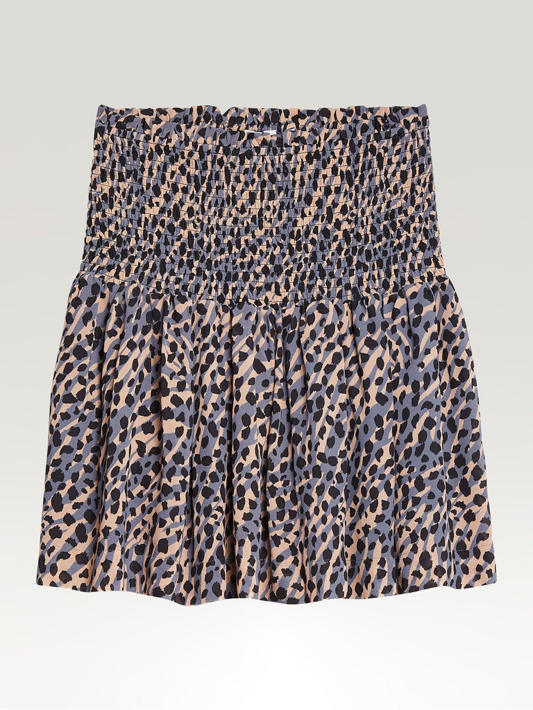 Catwalk Junkie Skirt Animal Clash Stormy Weather