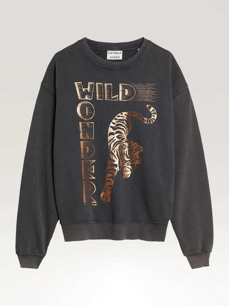 Catwalk Junkie Sweater Wild Dark Grey
