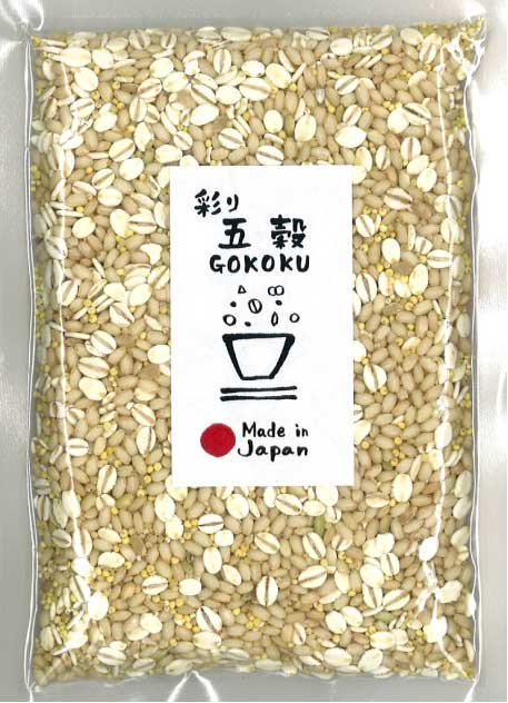 Millet for Rice 5 grains -彩り五穀- 150g