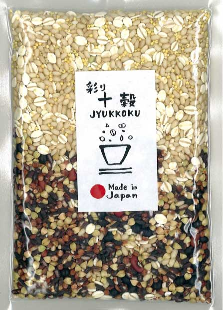 Millet for Rice 10 grains -彩り十穀- 150g