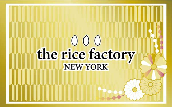 the rice factory Online Gift Card