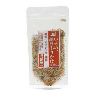 Sprinkle wakame and natto -いその、納豆ふりかけ-