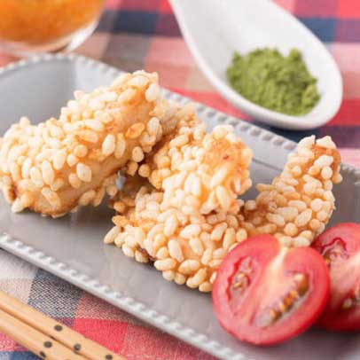Brown rice puff -玄米パフ From the rice farm- 55g 4