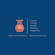 Great White North Pottery Supplies - A New Canadian Pottery Supply House  We sell Glaze, Clay, Tools and pottery wheel, kilns and other pottery equipment.
