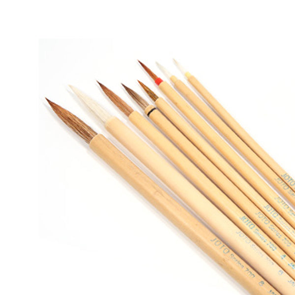 Japanese Bamboo Brushes